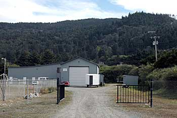 Gold Beach Storage